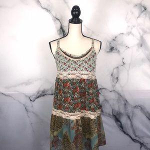🦋AMERICAN RAG🦋 boho baby doll dress / tunic